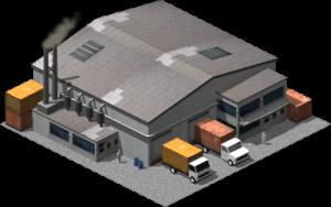 بیمه آتش سوزی واحد صنعتی