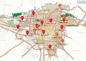 بیمه ایران در محل